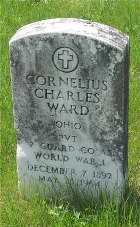 WARD, CORNELIUS CHARLES - Franklin County, Ohio | CORNELIUS CHARLES WARD - Ohio Gravestone Photos