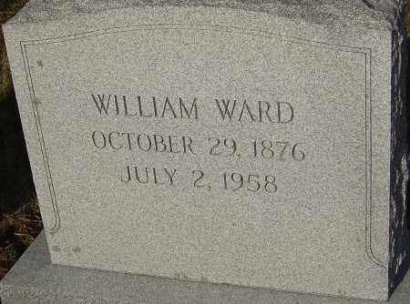 WARD, WILLIAM - Franklin County, Ohio | WILLIAM WARD - Ohio Gravestone Photos