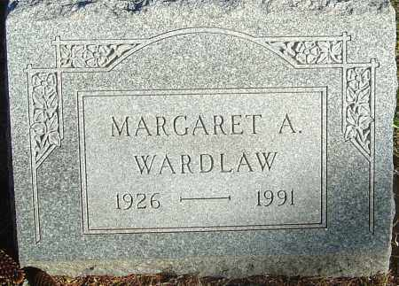 WINNEY WARDLAW, MARGARET A - Franklin County, Ohio | MARGARET A WINNEY WARDLAW - Ohio Gravestone Photos