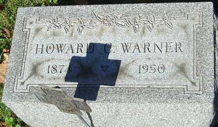 WARNER, HOWARD C - Franklin County, Ohio | HOWARD C WARNER - Ohio Gravestone Photos