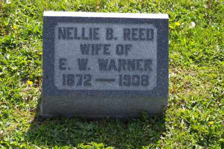 REED WARNER, NELLIE - Franklin County, Ohio | NELLIE REED WARNER - Ohio Gravestone Photos