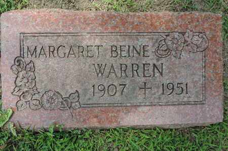 WARREN, MARGARET - Franklin County, Ohio | MARGARET WARREN - Ohio Gravestone Photos