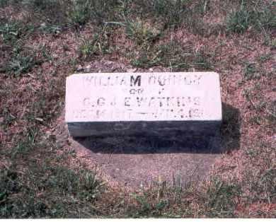 WATKINS, WILLIAM QUINCY - Franklin County, Ohio   WILLIAM QUINCY WATKINS - Ohio Gravestone Photos