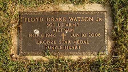 WATSON, FLOYD DRAKE - Franklin County, Ohio | FLOYD DRAKE WATSON - Ohio Gravestone Photos
