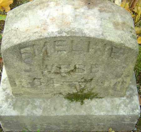 WEBB, EMELIE - Franklin County, Ohio | EMELIE WEBB - Ohio Gravestone Photos