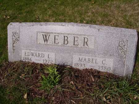 WEBER, MABEL C. - Franklin County, Ohio | MABEL C. WEBER - Ohio Gravestone Photos