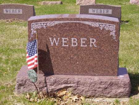 WEBER, FAMILY MONUMENTS - Franklin County, Ohio | FAMILY MONUMENTS WEBER - Ohio Gravestone Photos