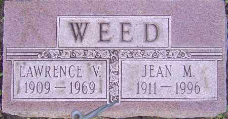 WEED, LAWRENCE - Franklin County, Ohio | LAWRENCE WEED - Ohio Gravestone Photos