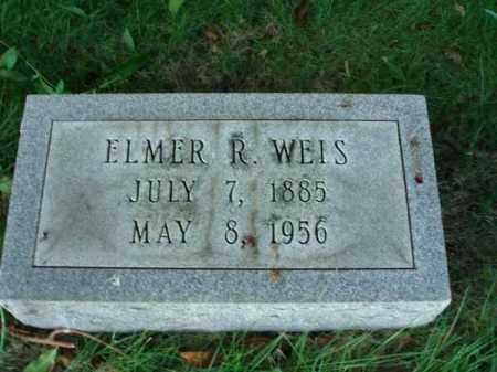 WEIS, ELMER R. - Franklin County, Ohio | ELMER R. WEIS - Ohio Gravestone Photos