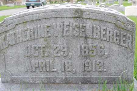 WEISNBERGER, KATHERINE - Franklin County, Ohio | KATHERINE WEISNBERGER - Ohio Gravestone Photos