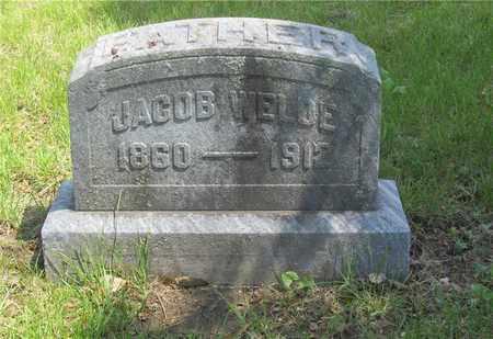 WELDE, JACOB - Franklin County, Ohio | JACOB WELDE - Ohio Gravestone Photos