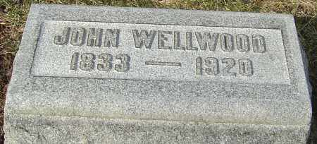 WELLWOOD, JOHN - Franklin County, Ohio | JOHN WELLWOOD - Ohio Gravestone Photos