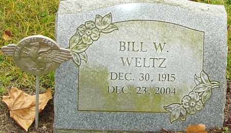 WELTZ, BILL - Franklin County, Ohio | BILL WELTZ - Ohio Gravestone Photos