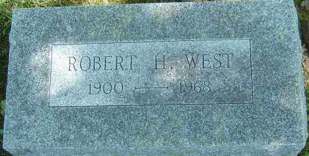 WEST, ROBERT H - Franklin County, Ohio | ROBERT H WEST - Ohio Gravestone Photos