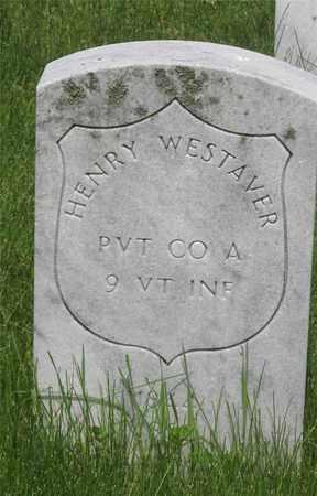 WESTAVER, HENRY - Franklin County, Ohio | HENRY WESTAVER - Ohio Gravestone Photos