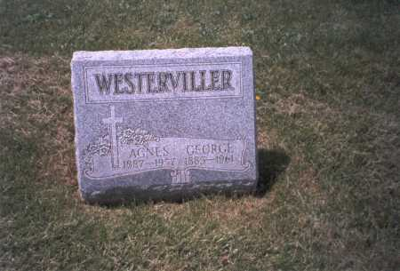 WESTERVILLER, GEORGE - Franklin County, Ohio | GEORGE WESTERVILLER - Ohio Gravestone Photos