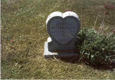 WESTERVILLER, LILLIE L. - Franklin County, Ohio | LILLIE L. WESTERVILLER - Ohio Gravestone Photos