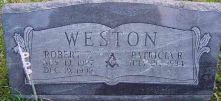 WESTON, ROBERT - Franklin County, Ohio | ROBERT WESTON - Ohio Gravestone Photos