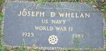 WHELAN, JOSEPH - Franklin County, Ohio | JOSEPH WHELAN - Ohio Gravestone Photos