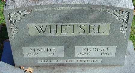 WHETSEL, ROBERT - Franklin County, Ohio | ROBERT WHETSEL - Ohio Gravestone Photos