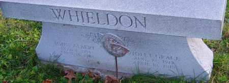 WHIELDON, VIOLET - Franklin County, Ohio | VIOLET WHIELDON - Ohio Gravestone Photos