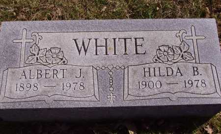 WHITE, HILDA B. - Franklin County, Ohio | HILDA B. WHITE - Ohio Gravestone Photos