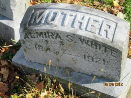 LAYTON WHITE, ALMIRA STORY - Franklin County, Ohio | ALMIRA STORY LAYTON WHITE - Ohio Gravestone Photos