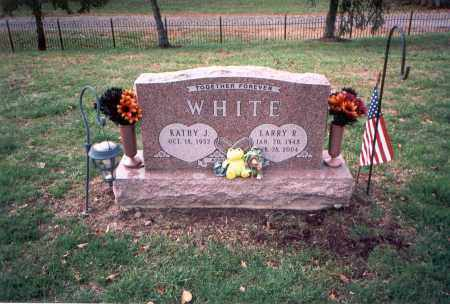 WHITE, KATHY J. - Franklin County, Ohio | KATHY J. WHITE - Ohio Gravestone Photos