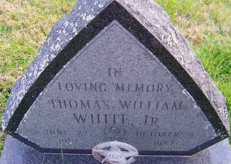 WHITE, THOMAS - Franklin County, Ohio | THOMAS WHITE - Ohio Gravestone Photos
