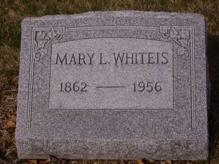 WHITEIS, MARY L. - Franklin County, Ohio | MARY L. WHITEIS - Ohio Gravestone Photos