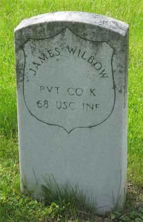 WILBOW, JAMES - Franklin County, Ohio   JAMES WILBOW - Ohio Gravestone Photos