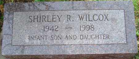 WILCOX, SHIRLEY R - Franklin County, Ohio | SHIRLEY R WILCOX - Ohio Gravestone Photos
