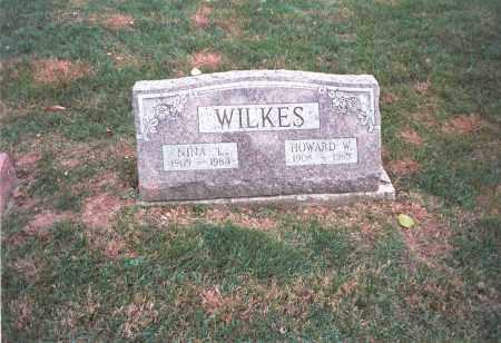 WILKES, HOWARD W. - Franklin County, Ohio | HOWARD W. WILKES - Ohio Gravestone Photos