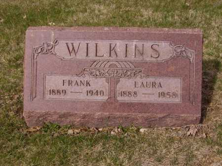 WILKINS, FRANK - Franklin County, Ohio | FRANK WILKINS - Ohio Gravestone Photos