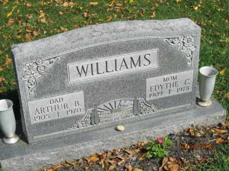 WILLIAMS, ARTHUR BLENN - Franklin County, Ohio | ARTHUR BLENN WILLIAMS - Ohio Gravestone Photos