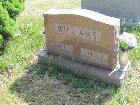 WILLIAMS, ELBERT HOMER - Franklin County, Ohio | ELBERT HOMER WILLIAMS - Ohio Gravestone Photos