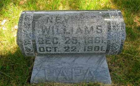 WILLIAMS, NEVILLE - Franklin County, Ohio | NEVILLE WILLIAMS - Ohio Gravestone Photos