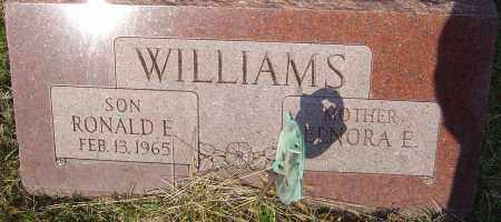 WILLIAMS, RONALD E - Franklin County, Ohio | RONALD E WILLIAMS - Ohio Gravestone Photos
