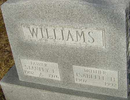 WILLIAMS, STANLEY E - Franklin County, Ohio | STANLEY E WILLIAMS - Ohio Gravestone Photos