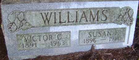 WILLIAMS, VICTOR G - Franklin County, Ohio | VICTOR G WILLIAMS - Ohio Gravestone Photos