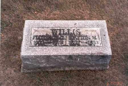 SALLEE WILLIS, FLORENCE G. - Franklin County, Ohio | FLORENCE G. SALLEE WILLIS - Ohio Gravestone Photos