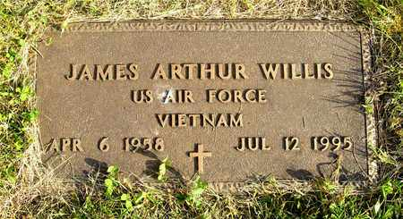 WILLIS, JAMES ARTHUR - Franklin County, Ohio | JAMES ARTHUR WILLIS - Ohio Gravestone Photos