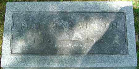 KENT WILLSON, RUTH - Franklin County, Ohio | RUTH KENT WILLSON - Ohio Gravestone Photos