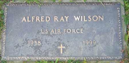 WILSON, ALFRED RAY - Franklin County, Ohio | ALFRED RAY WILSON - Ohio Gravestone Photos