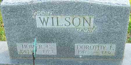 WILSON, DOROTHY - Franklin County, Ohio | DOROTHY WILSON - Ohio Gravestone Photos