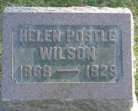 WILSON, HELEN - Franklin County, Ohio | HELEN WILSON - Ohio Gravestone Photos