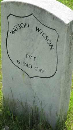 WILSON, WATSON - Franklin County, Ohio | WATSON WILSON - Ohio Gravestone Photos