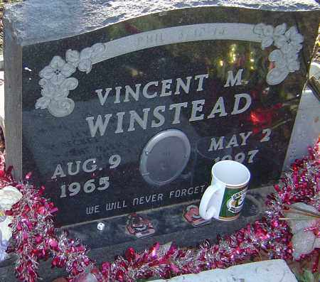WINSTEAD, VINCENT M - Franklin County, Ohio | VINCENT M WINSTEAD - Ohio Gravestone Photos