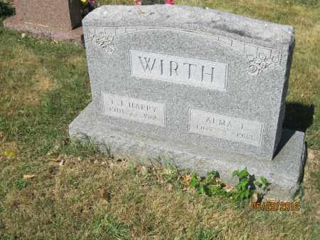 WIRTH, ALMA L - Franklin County, Ohio | ALMA L WIRTH - Ohio Gravestone Photos