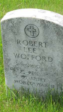 WOFFORD, ROBERT LEE - Franklin County, Ohio | ROBERT LEE WOFFORD - Ohio Gravestone Photos